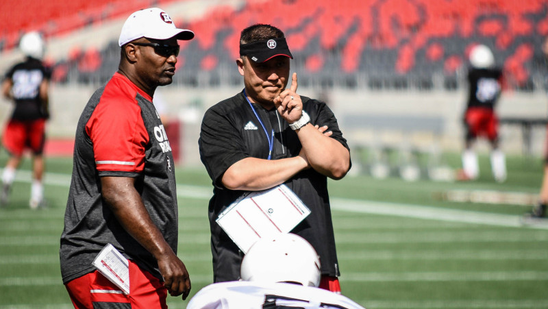 Chris Hofley/Ottawa REDBLACKS