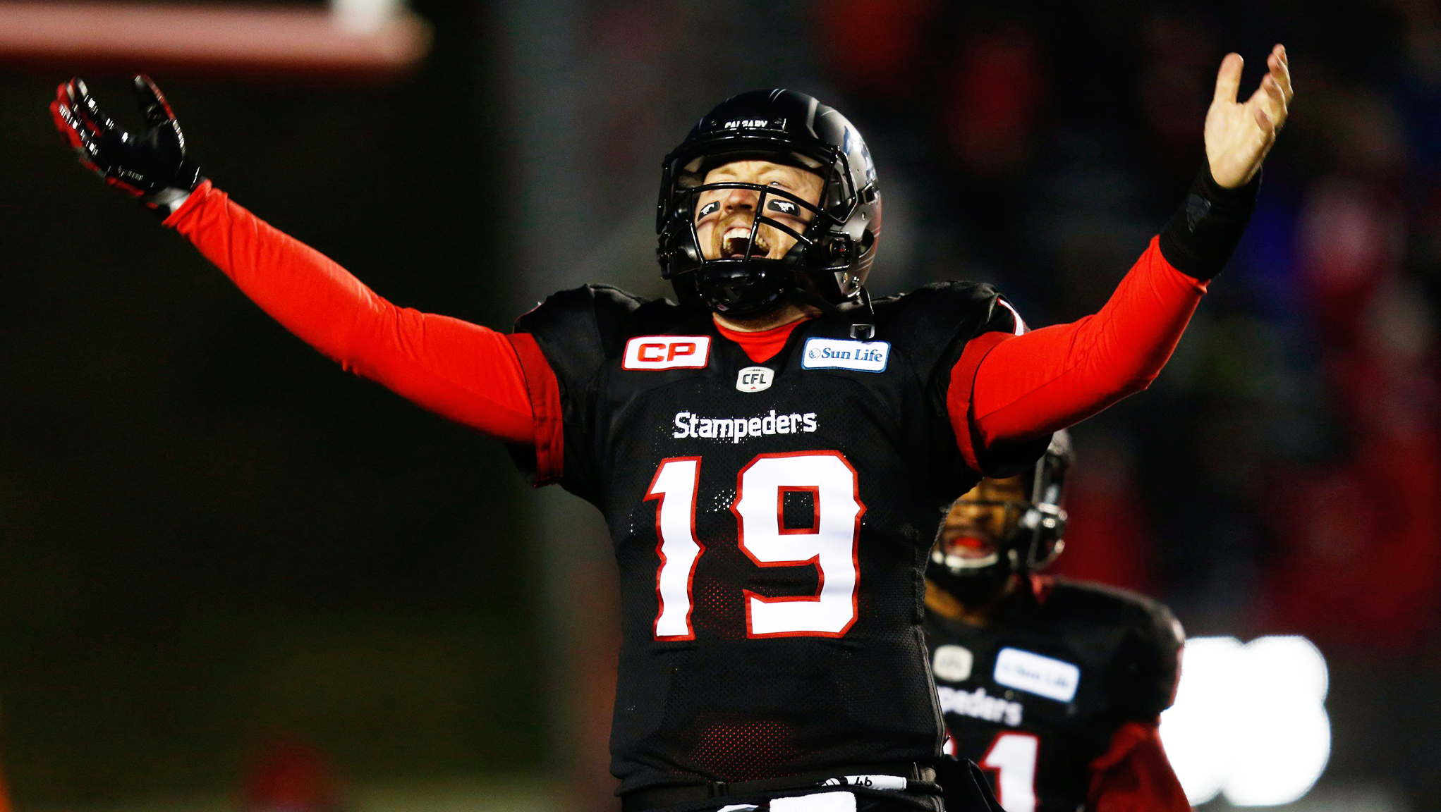 Bo Levi Mitchell, Stampeders lead West sweep of CFL awards