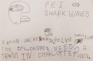 Atlantic CFL Team? Alex Has An Idea… #SharkWaves