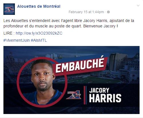 Jacory Harris