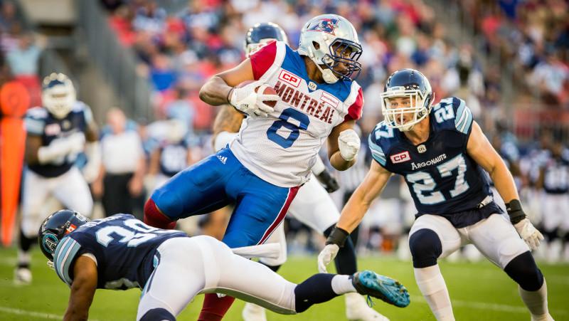 Dominick Gravel/Alouettes de Montréal