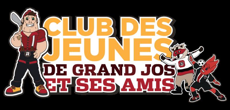 logo pour le Club des jeunes de Grand Jos