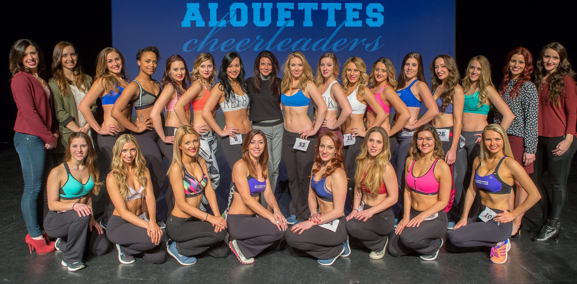 Welcome To The 2016 Cheerleaders Squad Montreal Alouettes