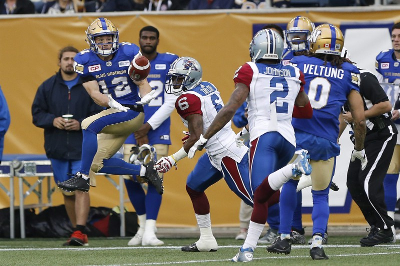 Winnipeg Blue Bombers v Montreal Alouettes