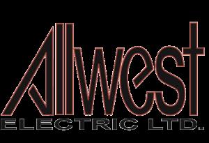 Allwest Electric Logo