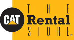 The CAT Rental Store Logo