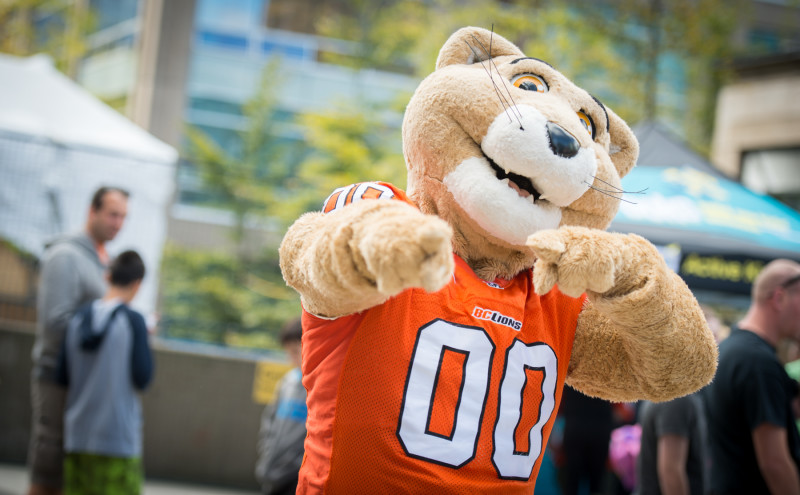 before the game at BC Place in Vancouver, BC. Sunday, September 13, 2015. (PHOTO: JOHANY JUTRAS)