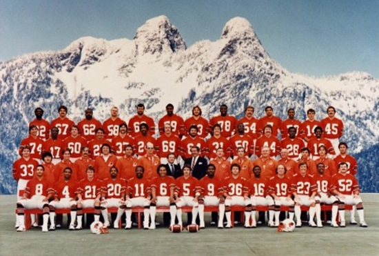 1985 BC Lions