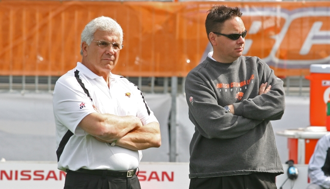 Wally Buono Neil McEvoy