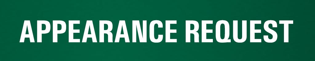 ApperanceRequest