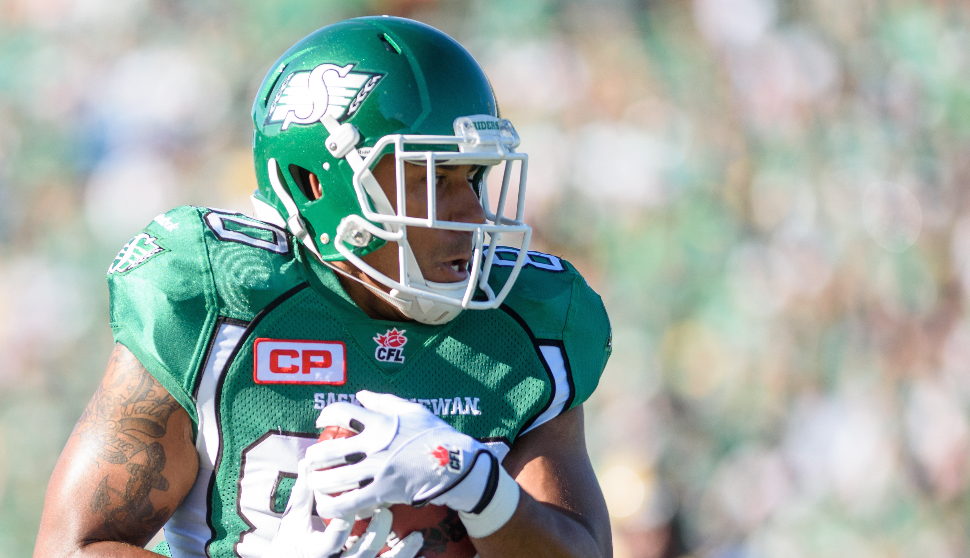 Spencer Moore Signs Extension Saskatchewan Roughriders