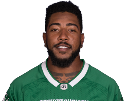 Jonathan Newsome Saskatchewan Roughriders