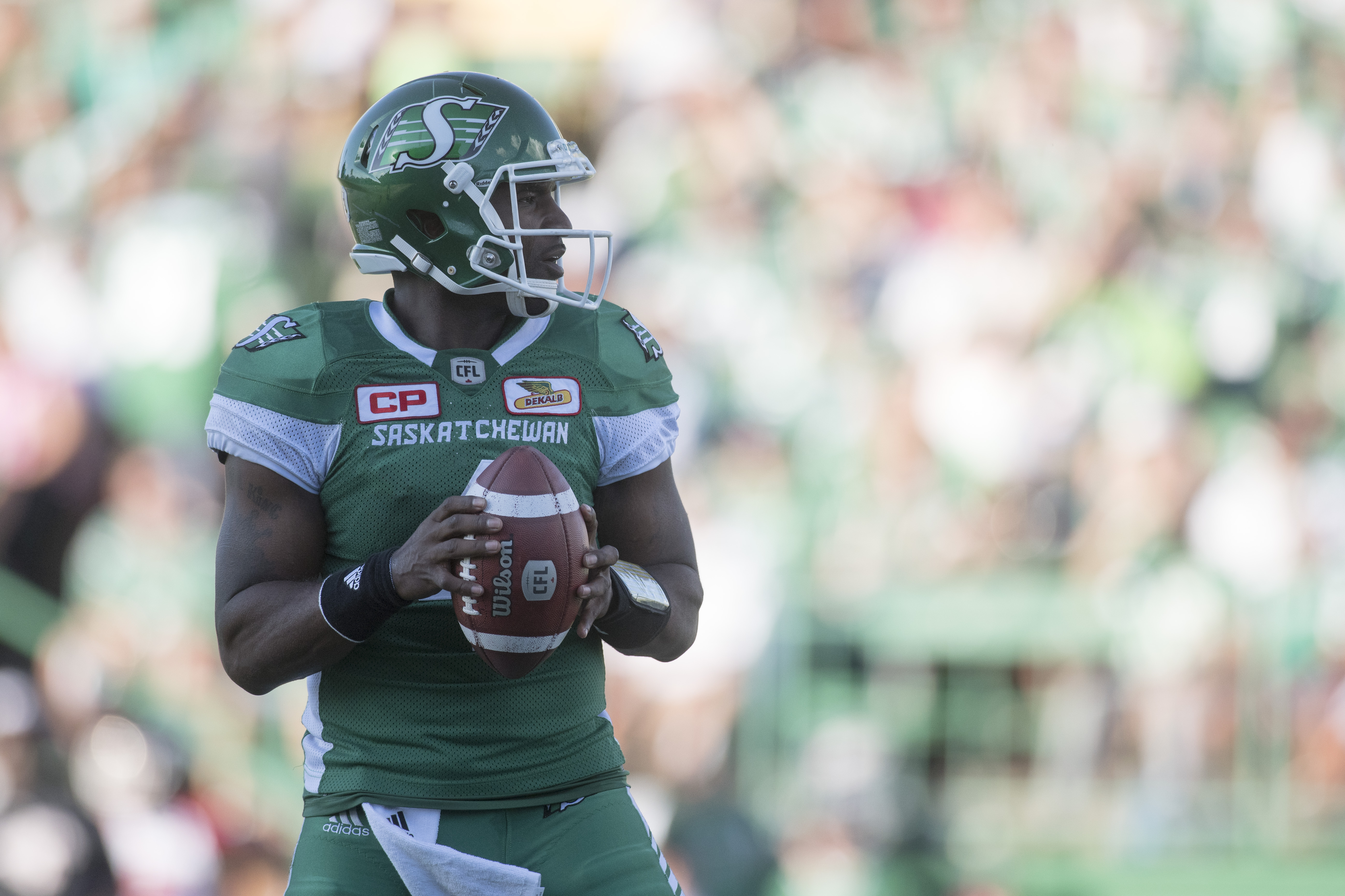 Riders Take On Bombers In 52nd Labour Day Classic