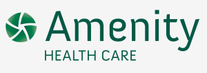 Amenity Health Care Logo