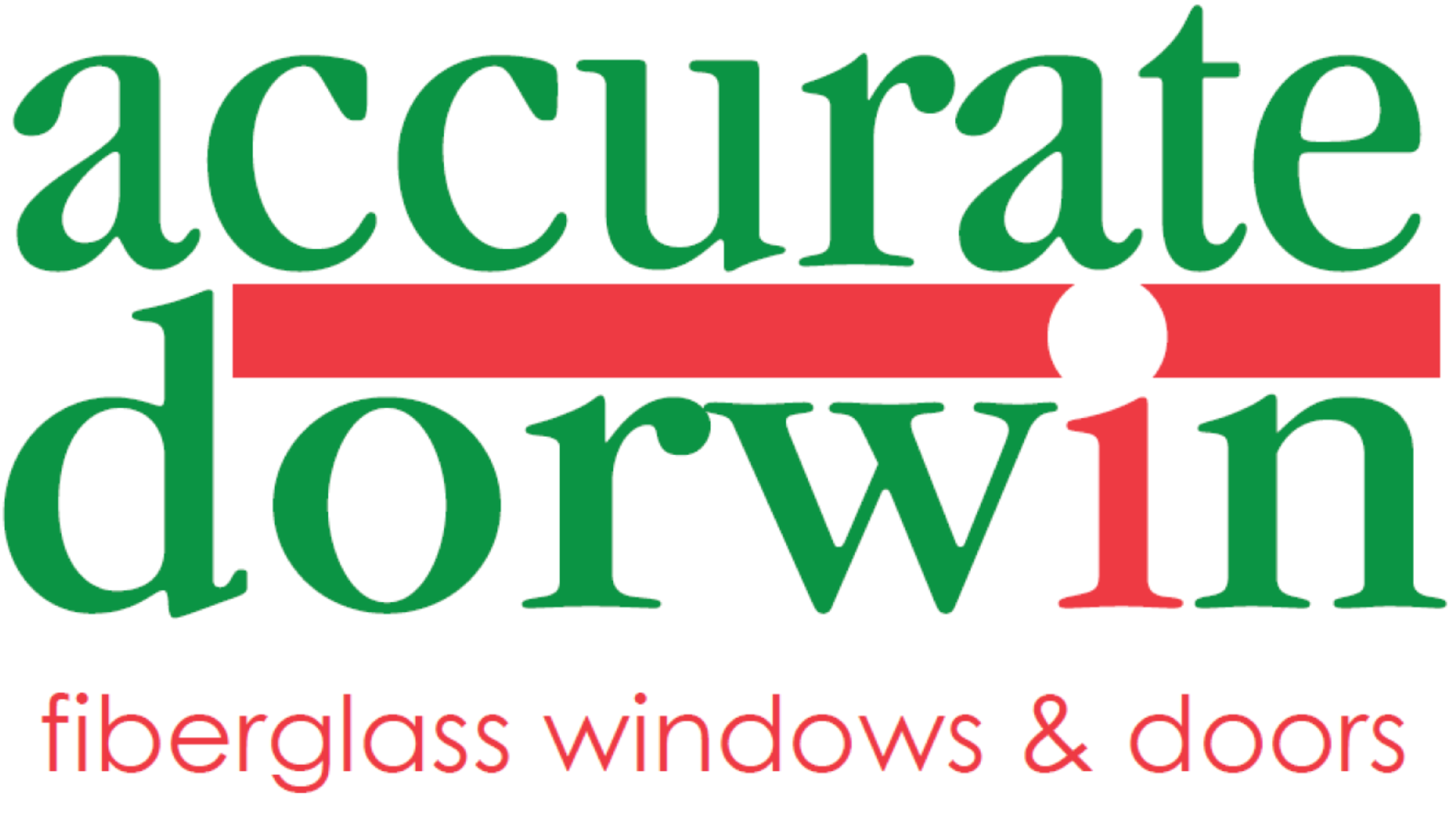 Accurate Dorwin - Fiberglass Windows & Doors