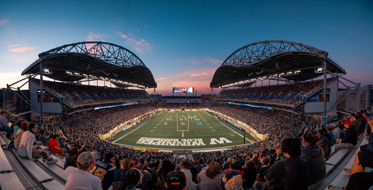 Investors Group Field Tours