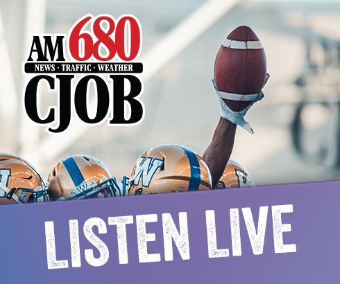 CJOB Listen Live Bombers