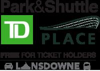 Park and Shuttle Logo