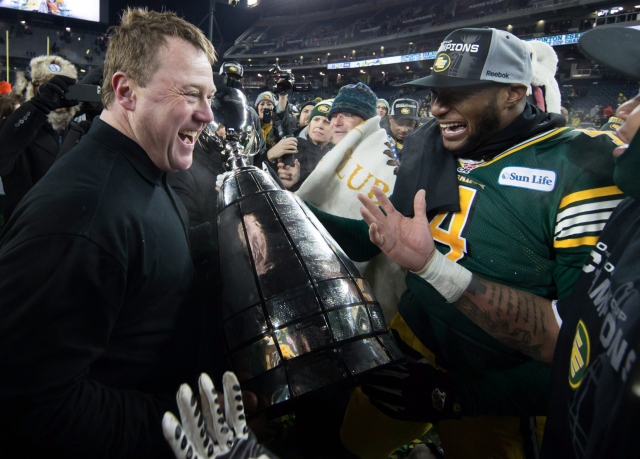 O'Leary: What if Chris Jones stayed in Edmonton?