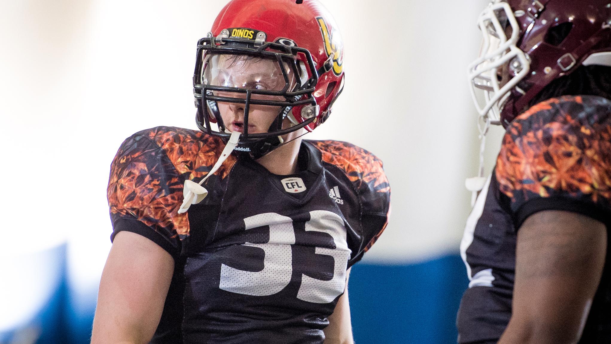 ec50454eaf8 Prospect Profile: CFL runs in the blood for Mercer Timmis - Toronto ...
