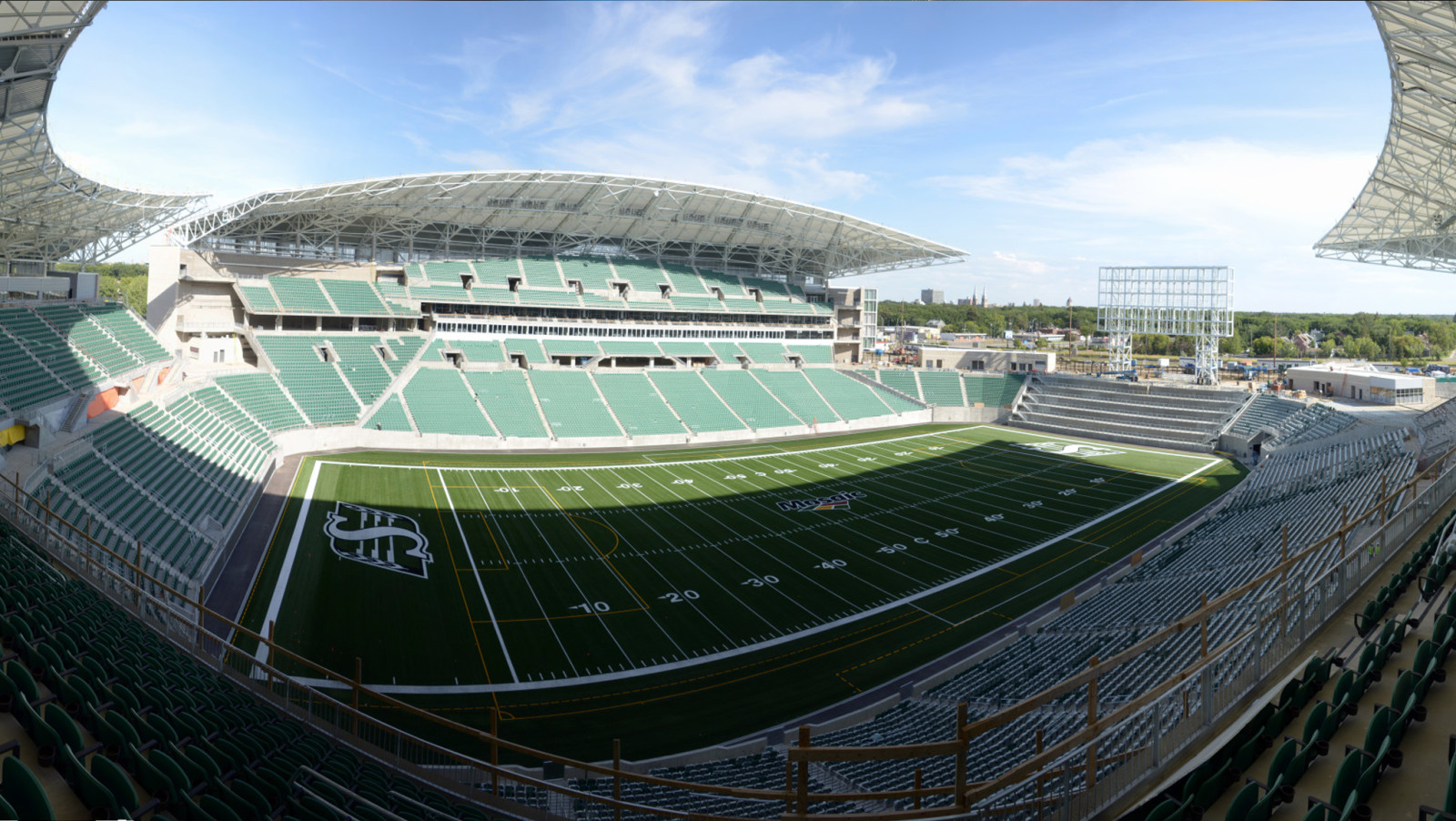 Riders provide significant update on new Mosaic Stadium - CFL.ca