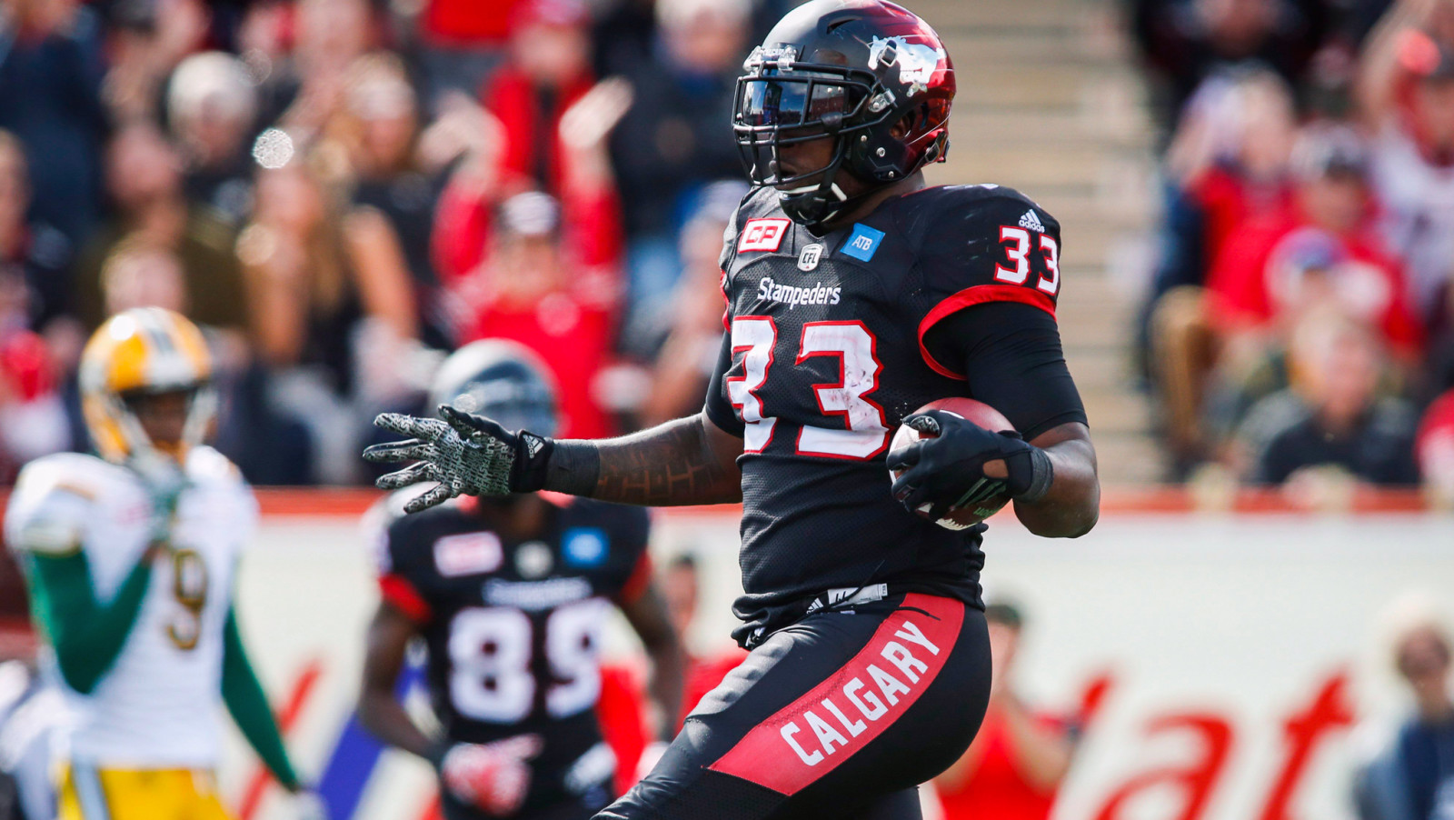 competitive price 2544a 40c0f Stampeders to wear modified version of alternate jersey - CFL.ca