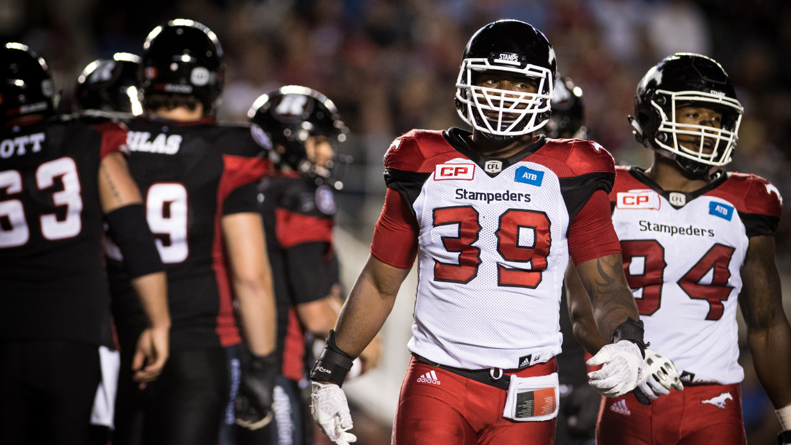 Ticats acquire defensive lineman Hughes in trade, flip him to Roughriders