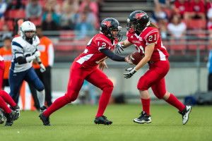 2013 WWC Finland, Football Canada