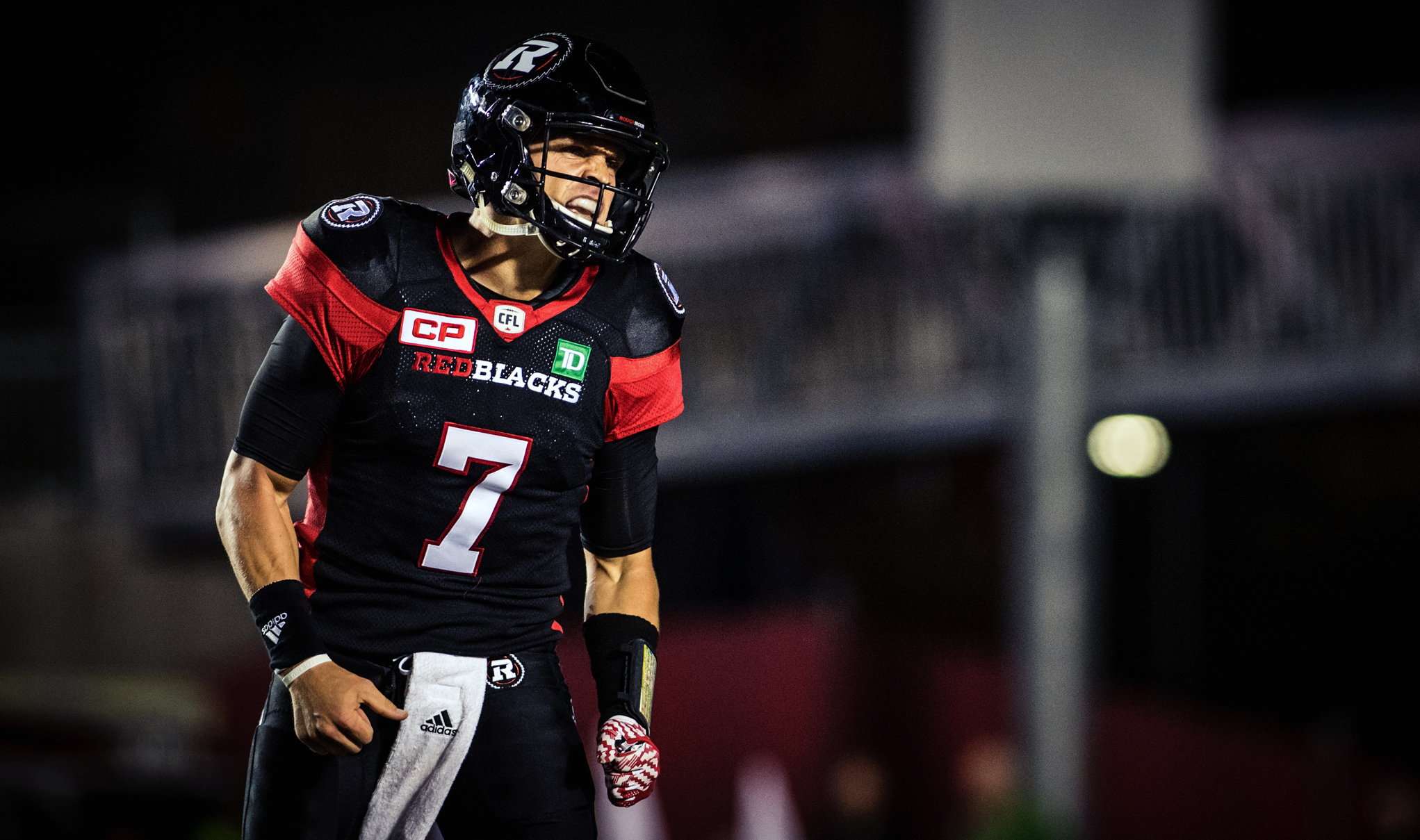 Harris Redblacks Will Have A New Personality In 2017 Cfl Ca