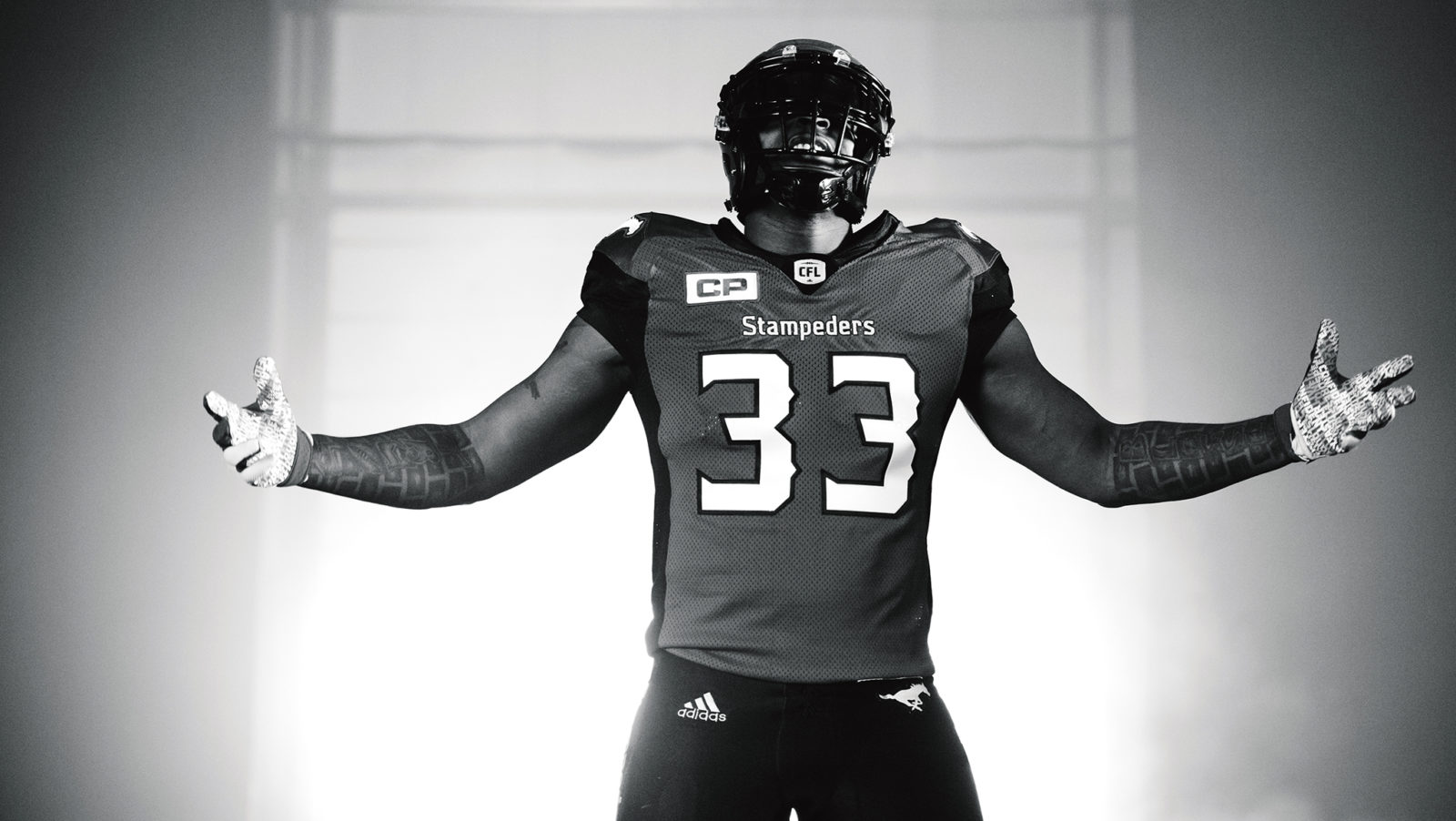 Cold Winter: Messam, Stamps done with consolation prizes - CFL.ca