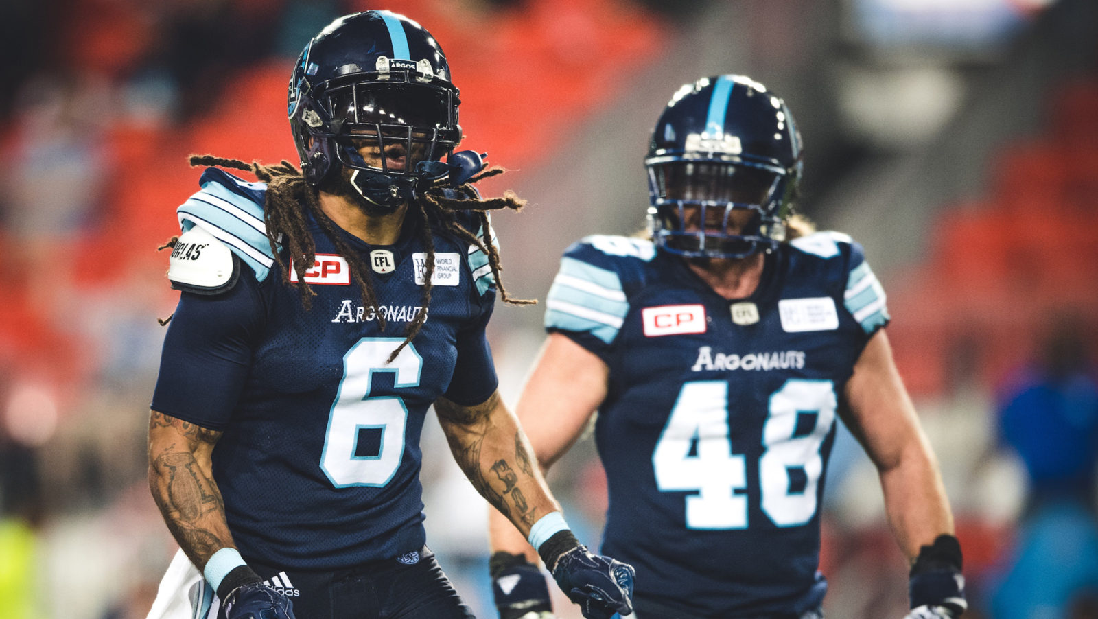 Argos Place Injured Ball On Six Game Cfl Ca