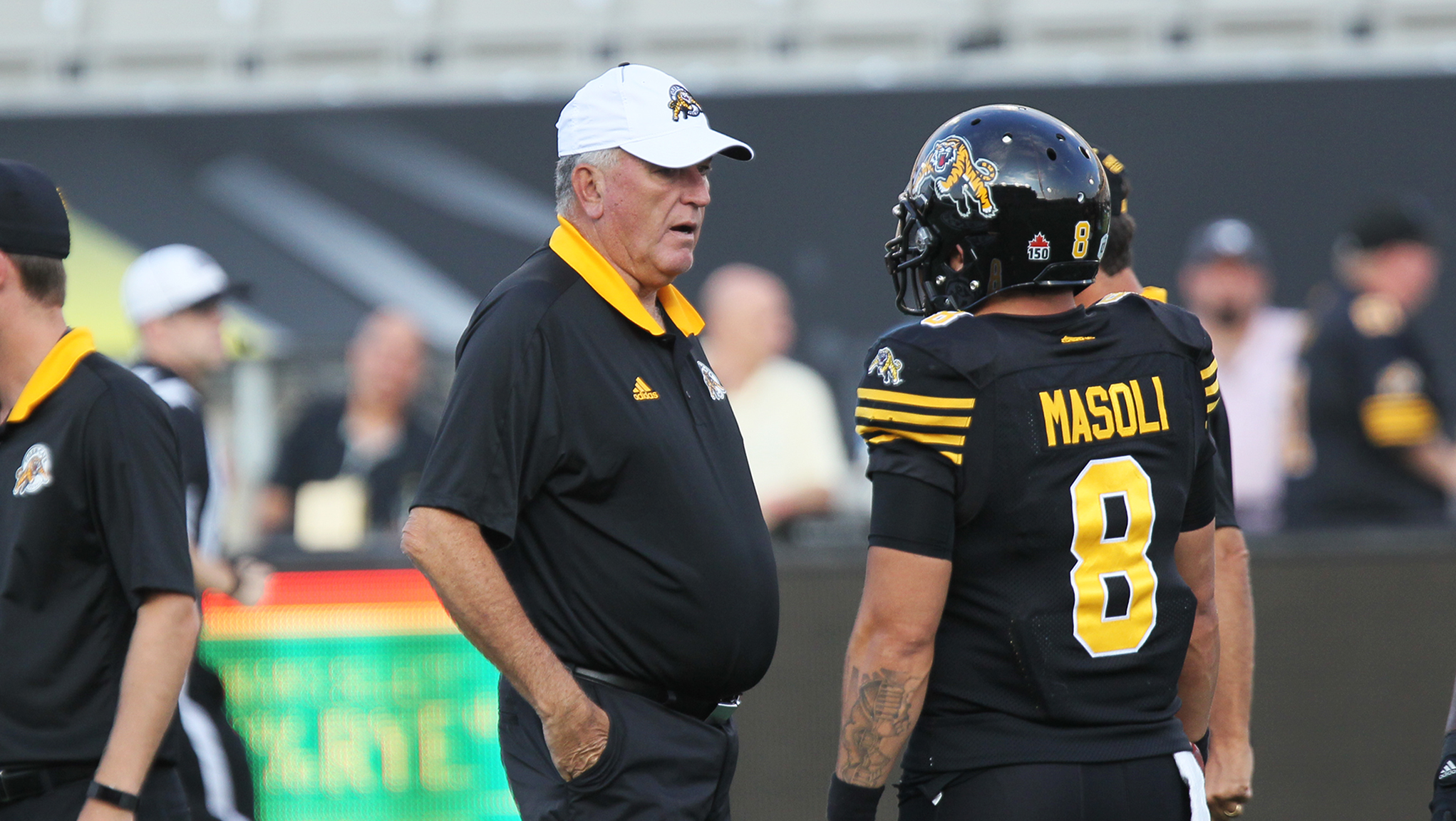 Former UH Football Coach June Jones Named Head Coach of Hamilton Tiger-Cats