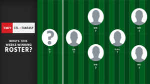 TSN CFL Fantasy: Who won Week 19?