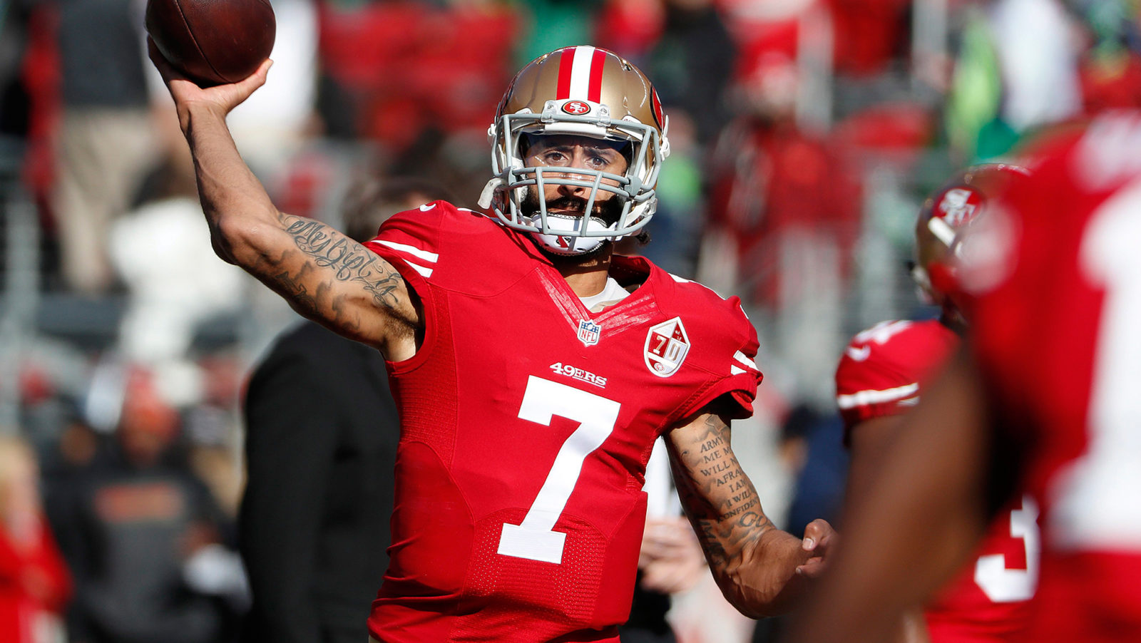 Colin Kaepernick does not want to play in CFL despite interest