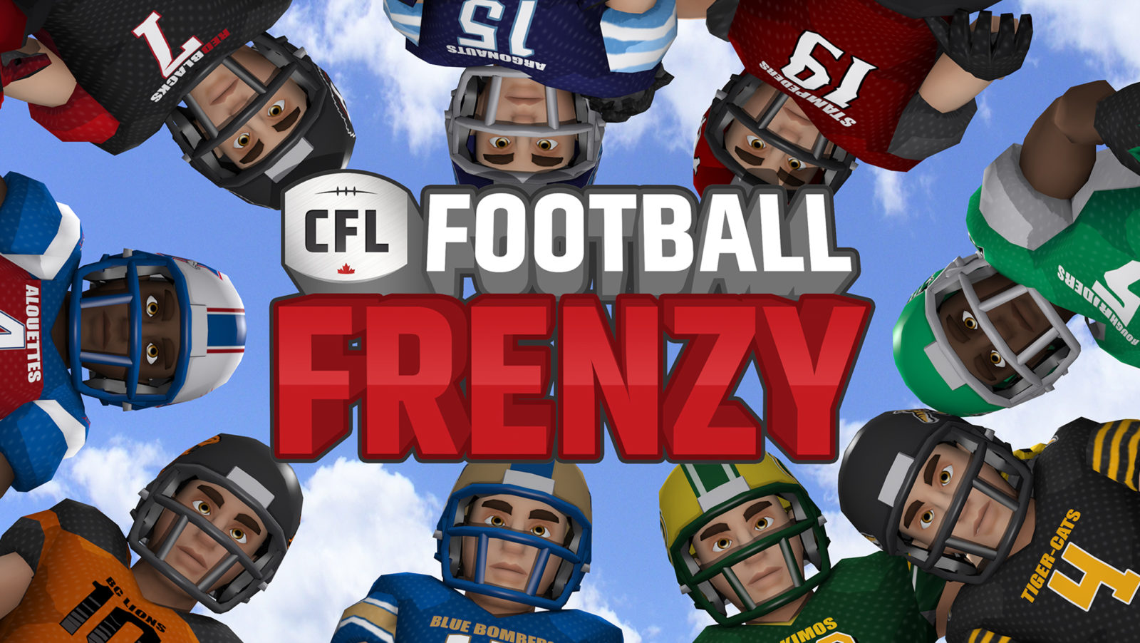 Cfl Football Frenzy Mobile Game Is A Must Download Cfl Ca