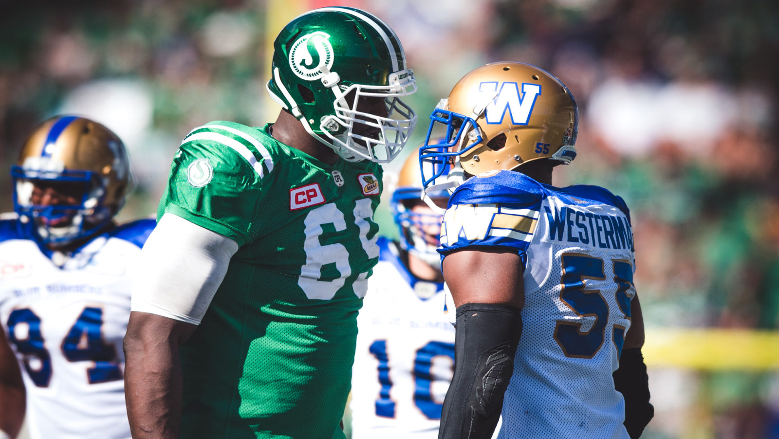 41abf683d Bombers out for vengeance against Riders in Banjo Bowl - CFL.ca