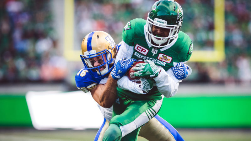 Stampeders 39, Eskimos 18: Calgary takes Battle of Alberta