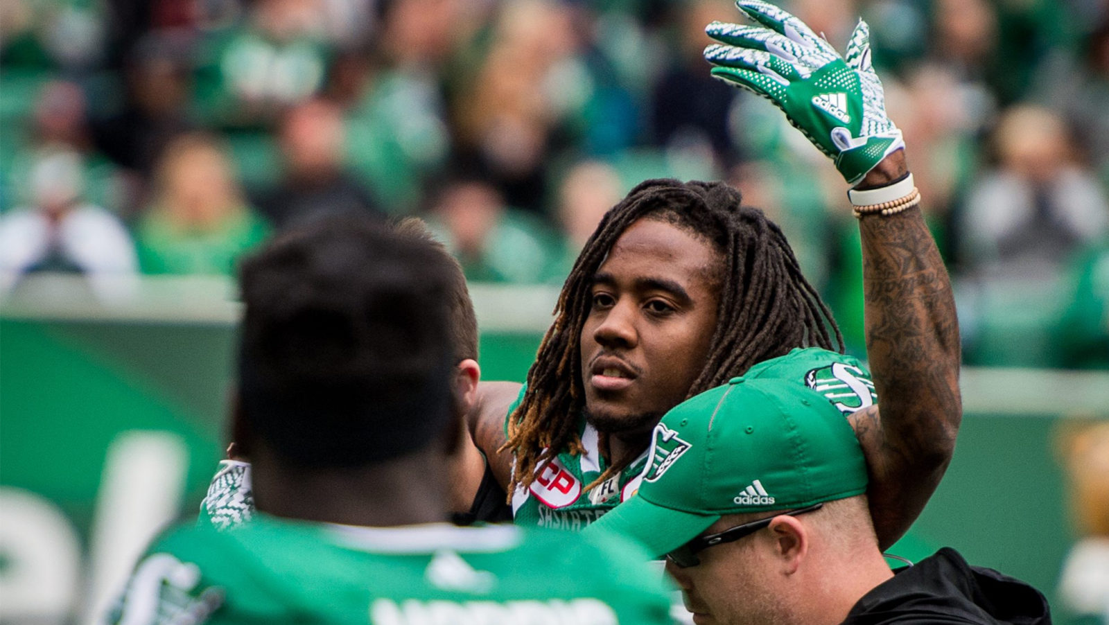 Calgary Stampeders beat the Saskatchewan Roughriders despite not scoring a single touchdown