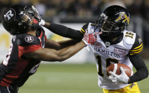 Ticats' Banks sidelined with upper body injury