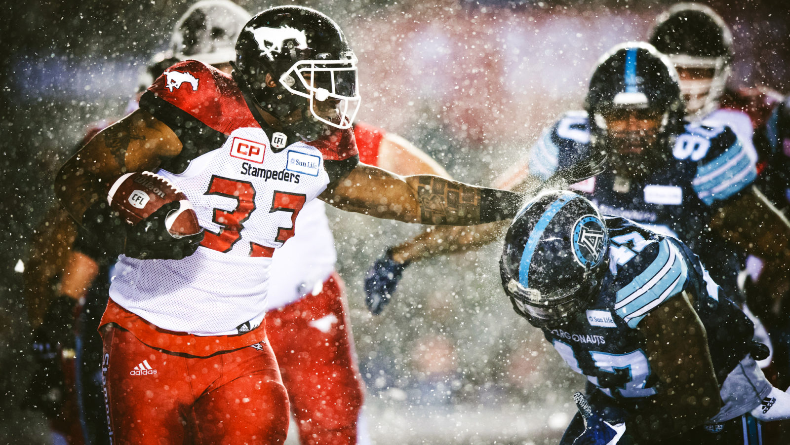 """DeVier Posey named Grey Cup MVP"""""""