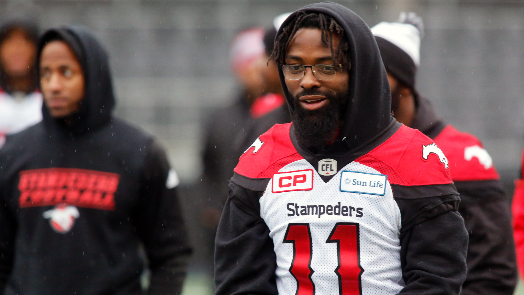 Josh Bell Retires Joins Stamps Coaching Staff Cfl Ca