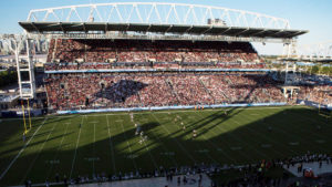 Knockin' at the Door: Argos-Ticats game moved