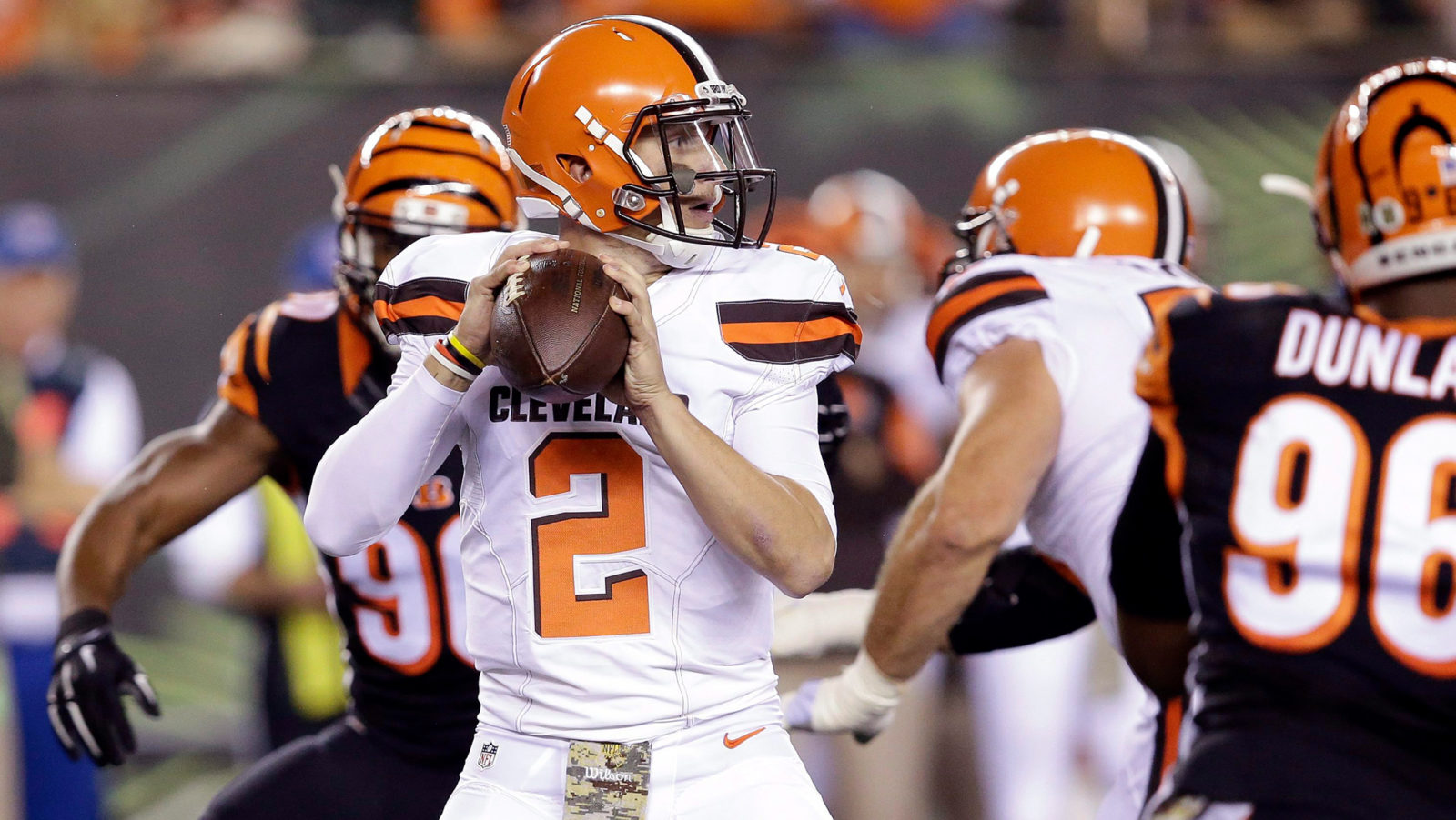 CFL commissioner clears way for Johnny Manziel to play in league