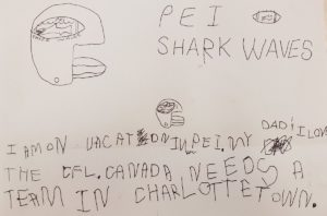 Atlantic CFL Team? Alex Has An Idea… #SharkWaves