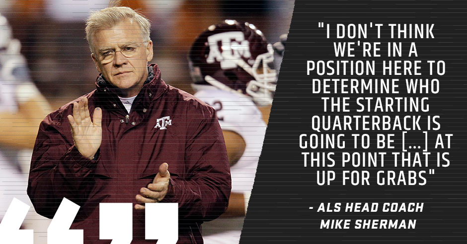 Former Texas A&M coach Mike Sherman lands CFL job with Montreal Alouettes