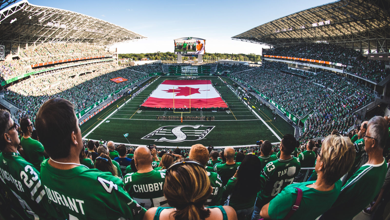 Nye: CFL memories will be front of mind on Canada Day