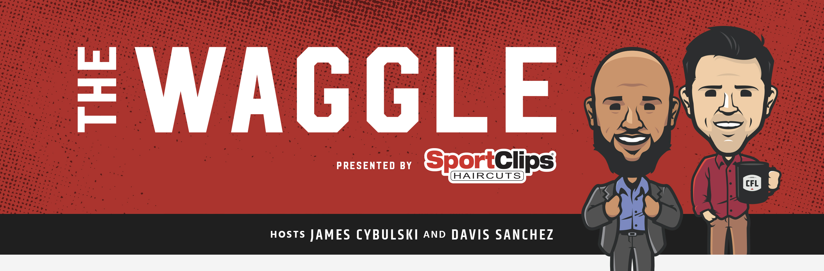 Sport Clips Joins On As Presenting Sponsor Of The Waggle Podcast