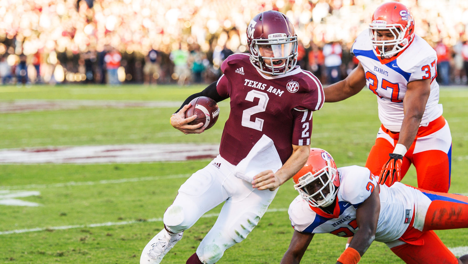 Manziel announces two-year deal with Ticats - CFL.ca 7163c46ff