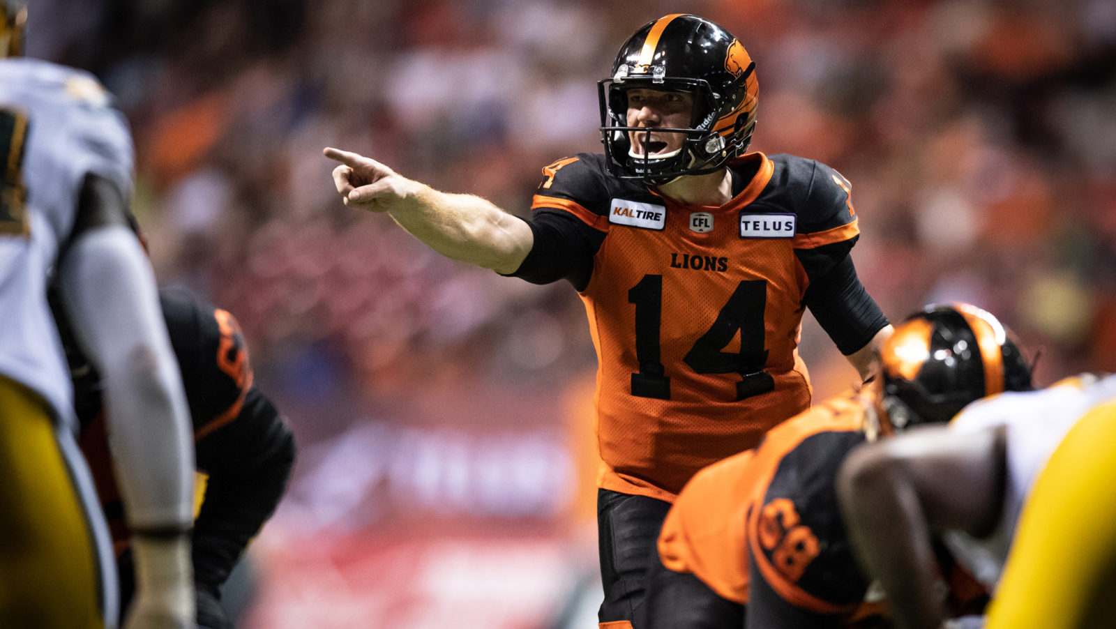 Call it a Comeback: Who will be the Travis Lulay of 2019?
