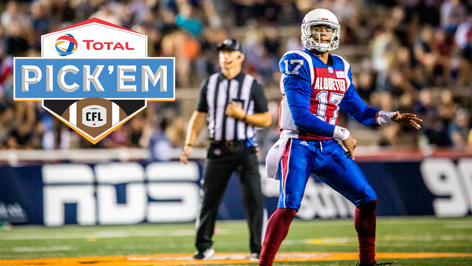 Rise of the Birds: #TotalPickEm Week 14 Preview - CFL ca
